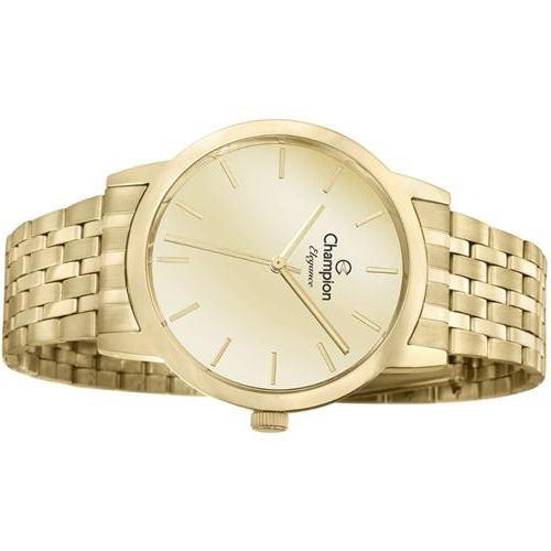 Relógio Champion Dourado Elegance Feminino CN27732G
