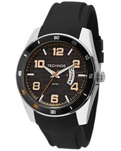 Relógio Technos Masculino Pulseira Borracha 2115ksr/8l