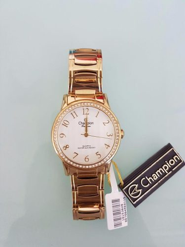Relógio Champion Feminino Passion Strass Ch24740h