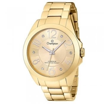 Relógio Champion Feminino Aluminium Cw20007d