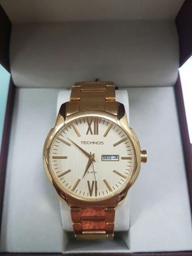 Relógio Masculino Technos 2305aj/4x Original