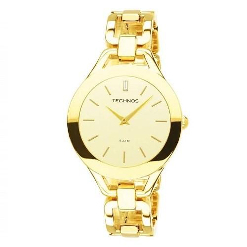 Relógio Feminino Technos Gl20go/4x