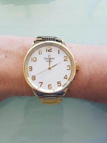 Relógio Champion Masculino E Feminino Cn29918b