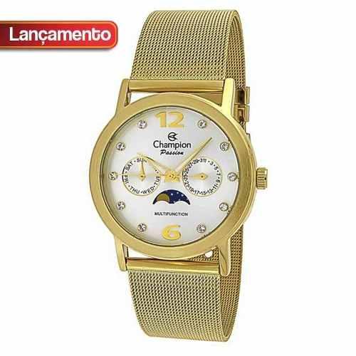 Relógio Champion Feminino Passion Ch38208h
