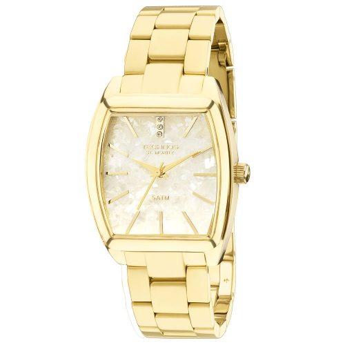Relógio Fem Analógico Technos Elegance 2036lnu4b Dourado