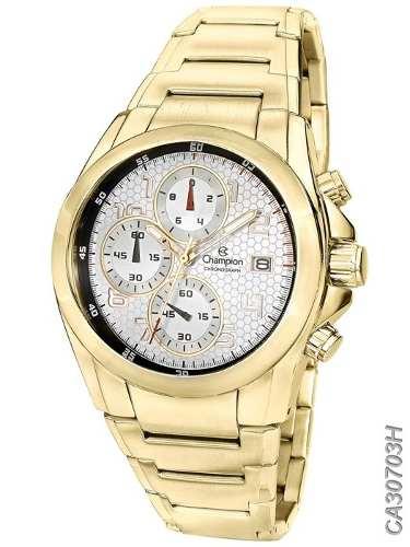 Relógio Champion Cronograph Ca30703h