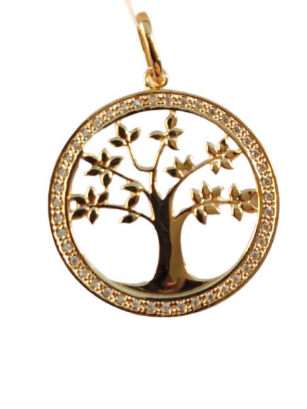 Pingente Árvore Vida