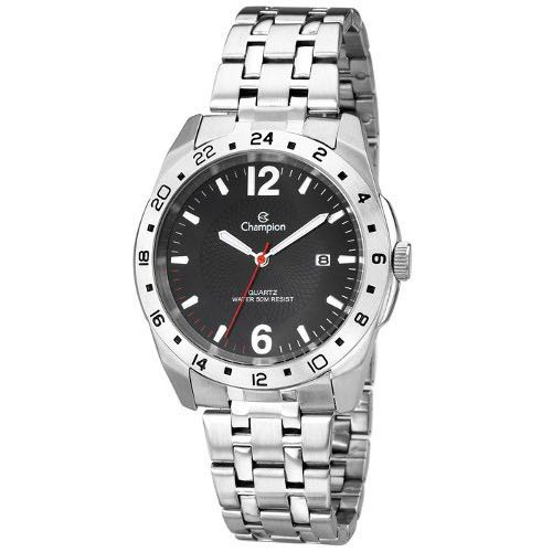 Relógio Champion Ca30196t Prata