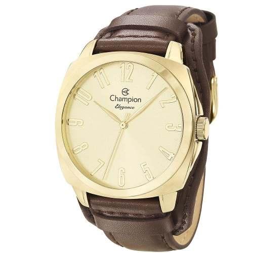 Relógio Champion Feminino Dourado Cn26199x