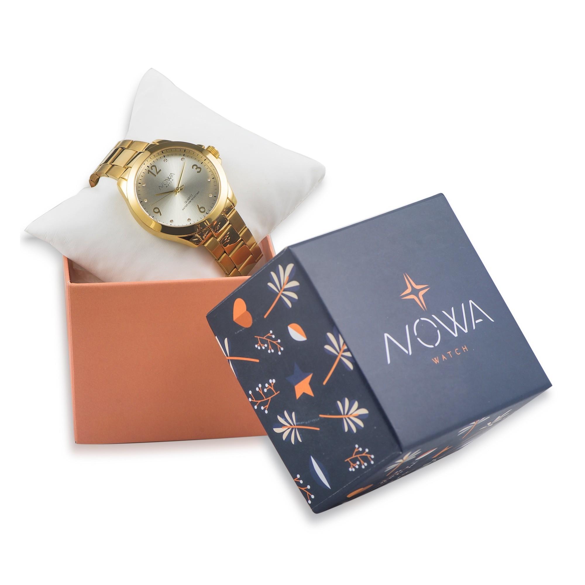 Relógio Nowa NW1004K
