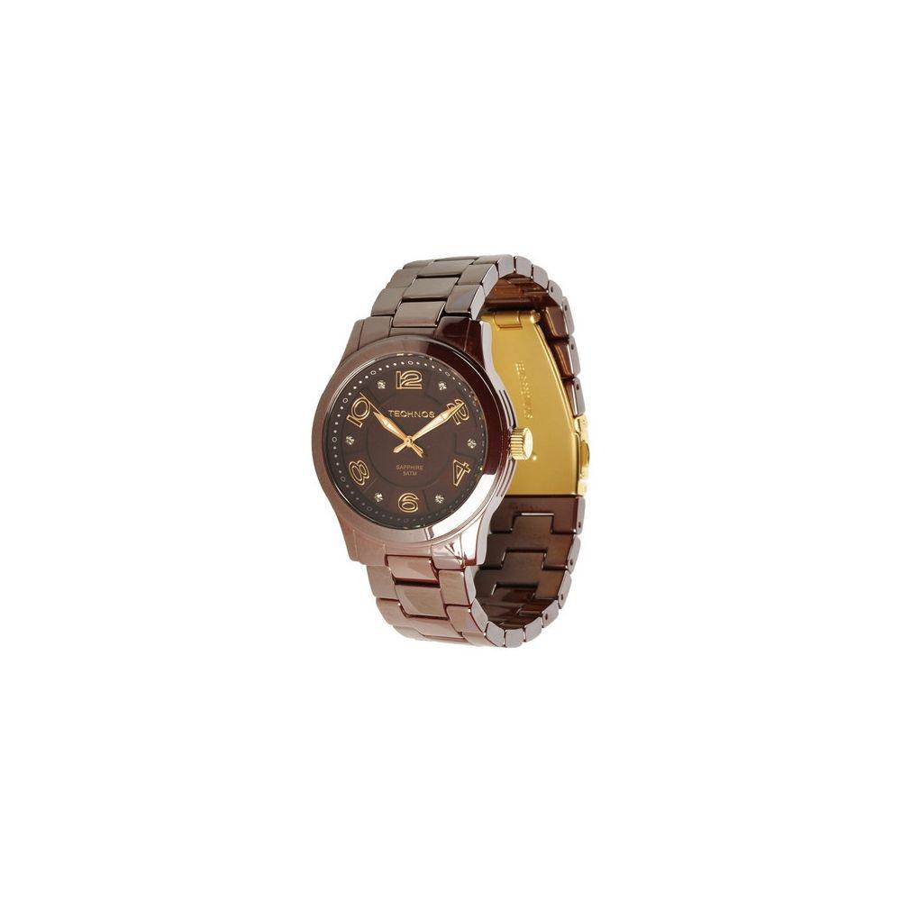 Relógio Techno Feminino Ceramic 2036IJ1M