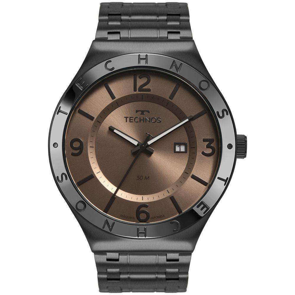 Relógio Technos Executive 2117LBS4M