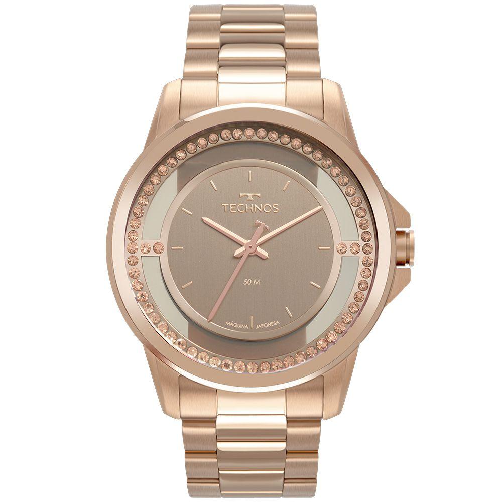 Relógio Technos St. Moritz Feminino 2039CH4J