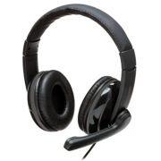 Fone de Ouvido Headset Pro P2 P3 Microfone Anti Ruidos Preto PH316