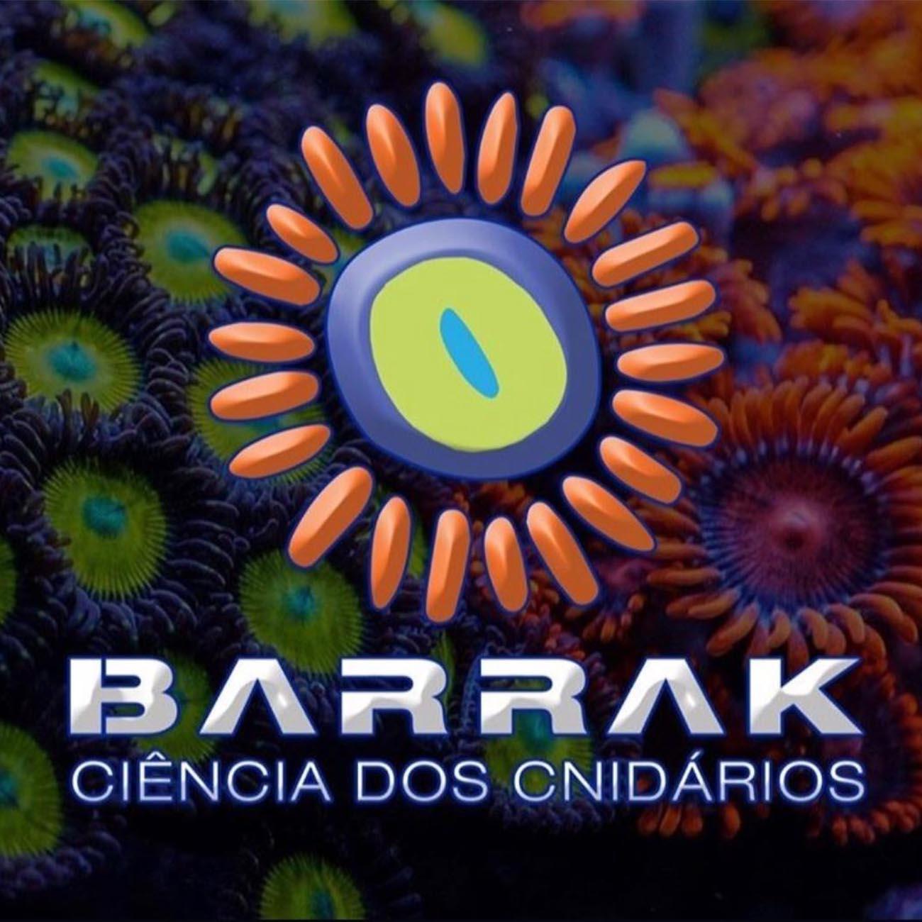 Amino Colours Pro Barrak 50ml Super Cores para os Corais