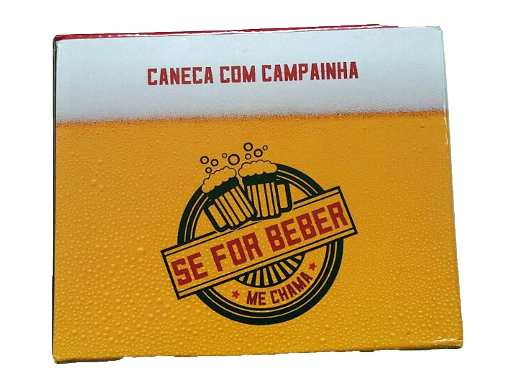 Caneca Campainha Personalizada 400ml