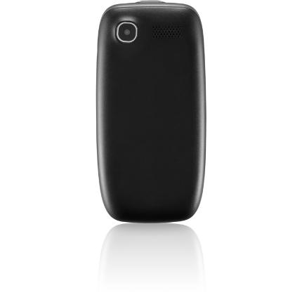 Celular Flip Up Dual Chip MP3 Preto Multilaser - P9022