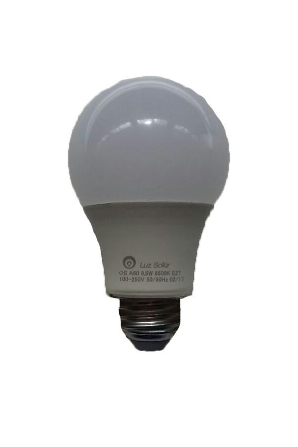 Lâmpadas Led Bulbo 9,5w Branca Bivolt Luz Sollar