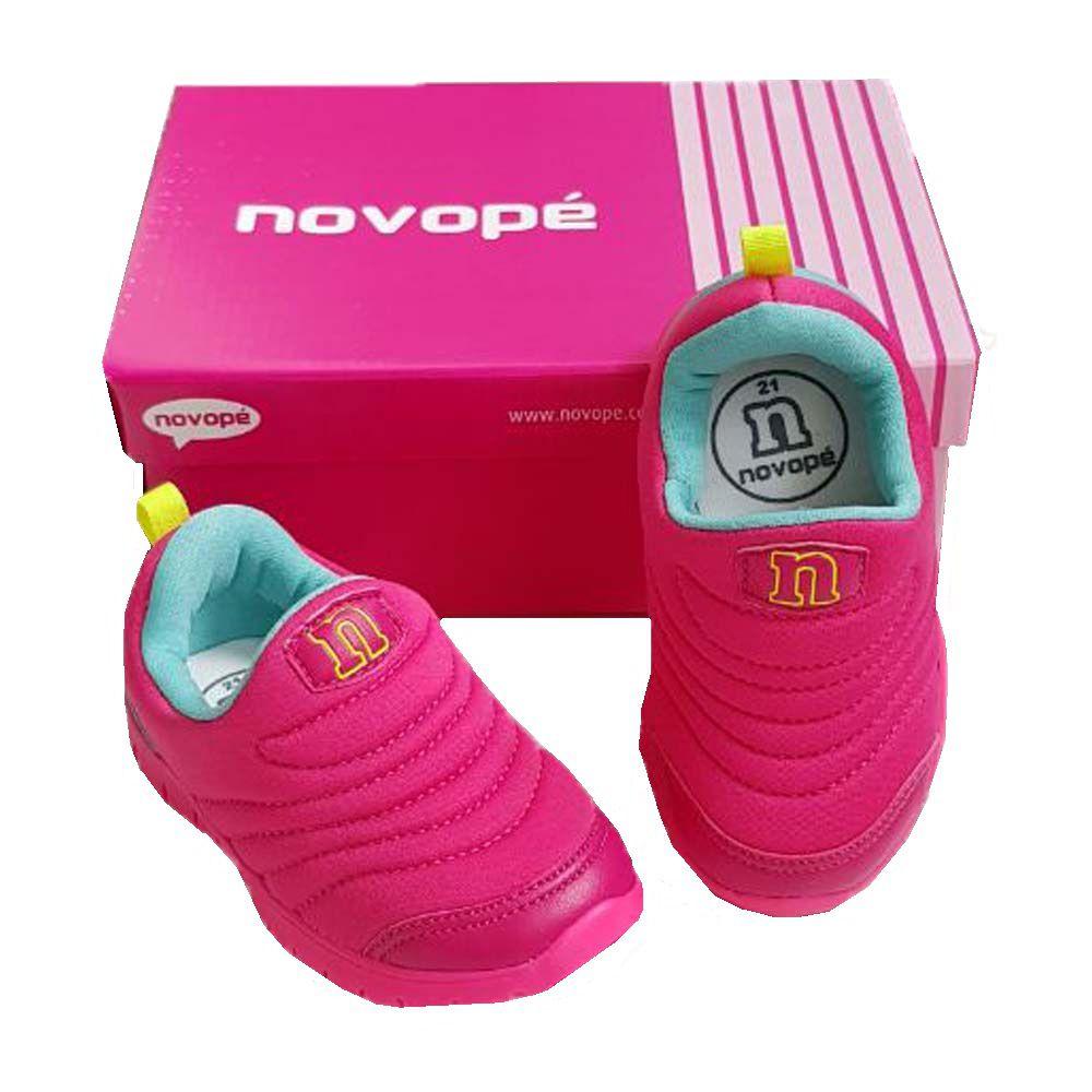 O Tênis Fácil de calçar Super confortável Infantil Feminino