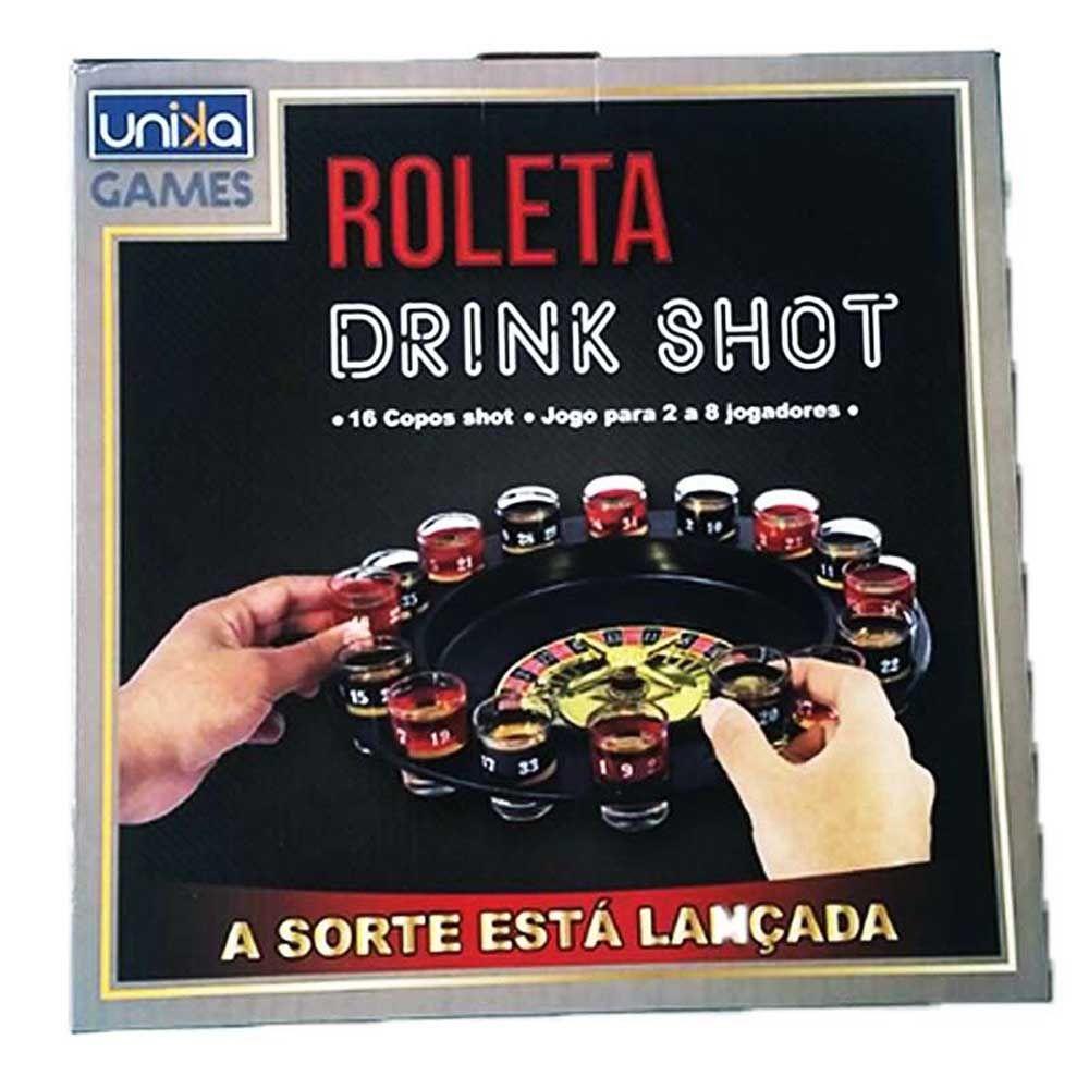 Roleta Drink Shot UniKa Games