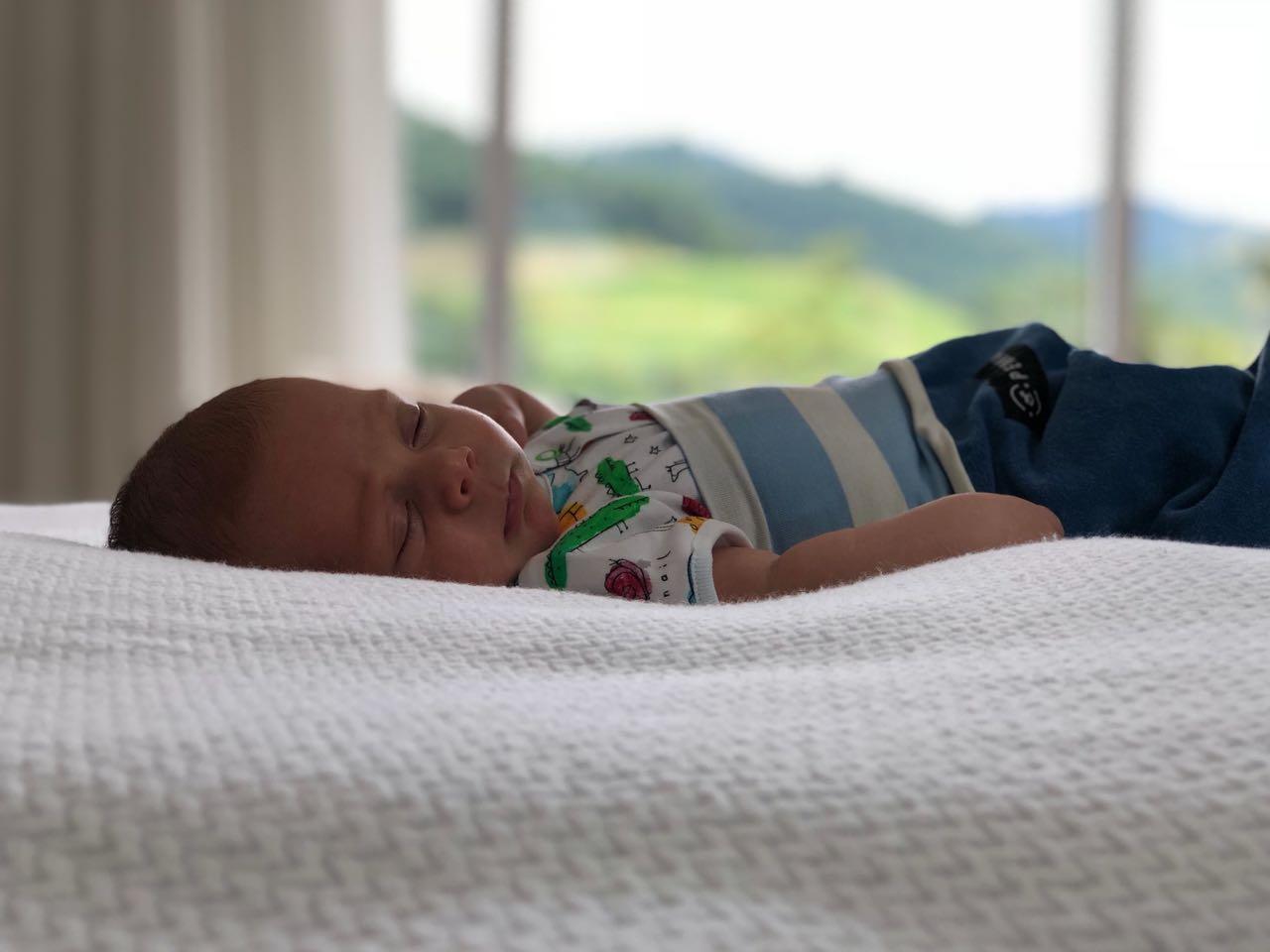 Penka Balloon - Saco de Dormir para Bebê Encantado Tamanho 1 (0-8 meses)