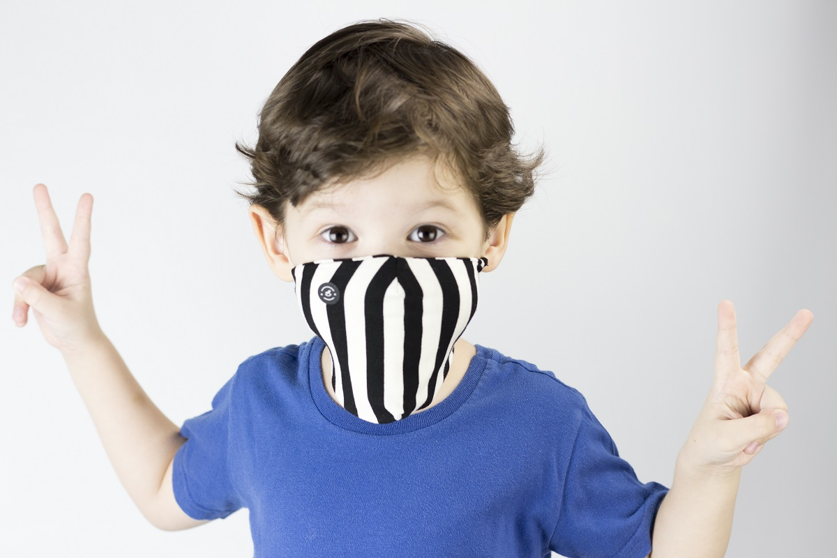 Penka Mask - Máscara Facial Infantil e Adulto