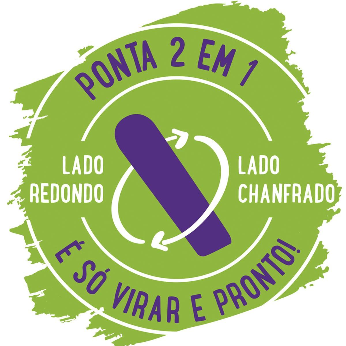 KIT COM 5 PONTAS 8K – 2 em 1