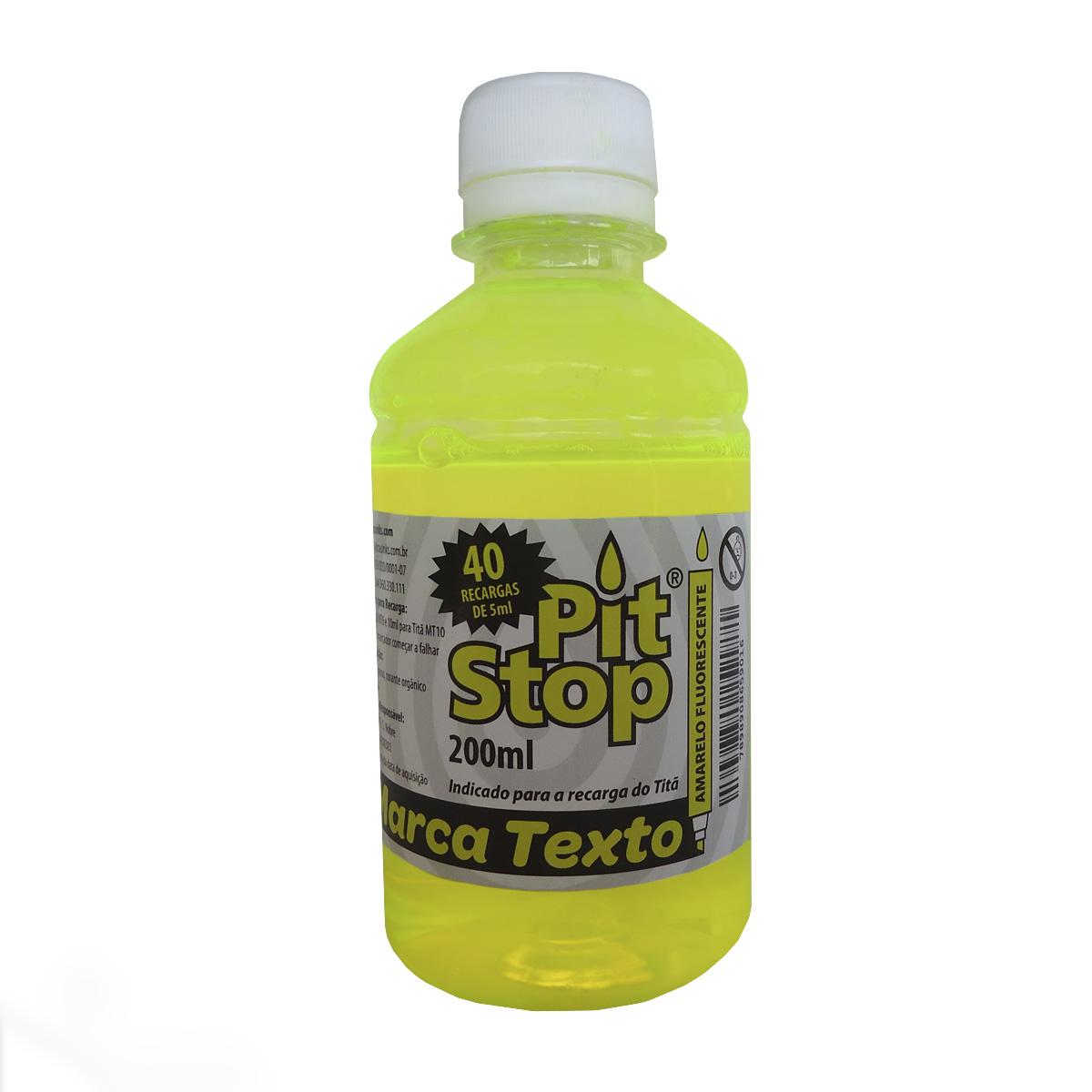 TINTA MARCA TEXTO PIT STOP 200ML