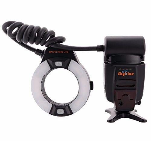 Flash Circular Meike Mk-14ext Nikon
