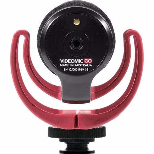 Microfone Rode Videomic Profissional