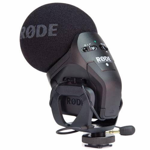 Microfone Rode Videomic Pro
