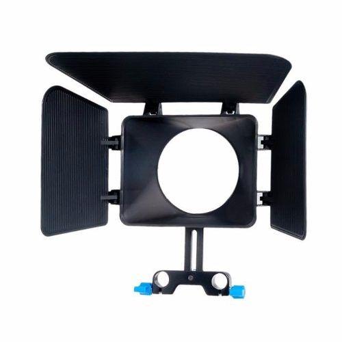 Matte Box Parasol M1 Profissional Para Câmeras E Filmadoras