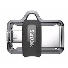 Pen Drive Sandisk Ultra Dual 128gGB Drive Usb 3.0 150mbs