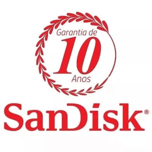 Cartão de memória Micro Sdxc 128gb Ultra Sd Sandisk Classe 10 100mb/s