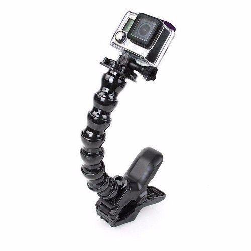 GoPro Jaws Suporte De Garra Flexível 7 6 5 4 3+ 3 2