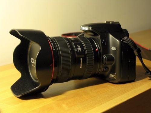 Parasol Canon EW-83H para lentes Canon EF 24-105mm f/4L IS USM Canon EF 24-105mm f/4L IS