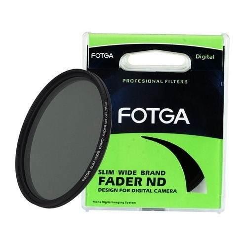 Filtro Fotga 49mm Nd Variável Nd2-400