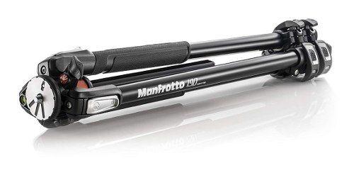 Tripé Manfrotto Easy Link Compacto Com 3 Seções Em Alumínio