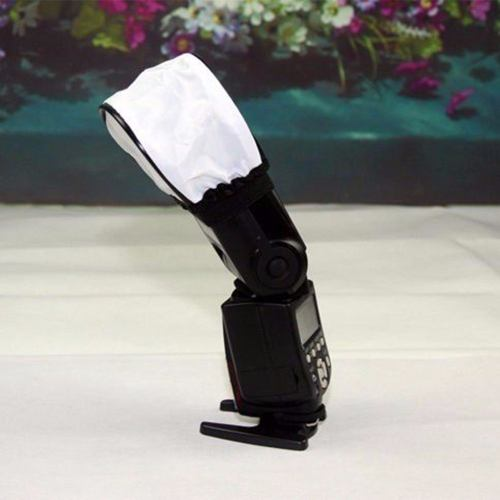 Difusor para Flash portátil Softbag Softbox Tamanho Universal Luz Difusa / Suave