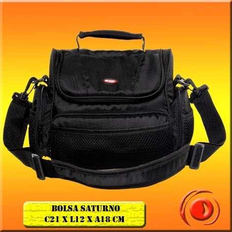 Bolsa de Mão Maleta para Fotografia Profissional West Saturno Case Mala