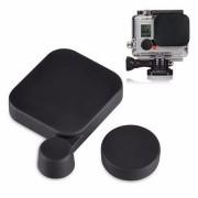Tampas De Proteção Para Lente GoPro  4 3 3+