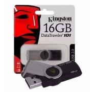 Pen Drive Kingston 16gb Dt 101 Lacrado 100% Original