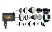 AT051 Video Light LED 1000 PRÓ 5500K