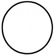 Difusor Circular Dobrável Ø 0,82m