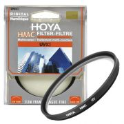 Filtro UV Ultravioleta HMC Hoya  Escolha Entre Vários Diâmetros  49mm 52mm 55mm 58mm 62mm 67mm 72mm 77mm 82 mm