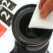 Lenços / Tecidos P/ Limpeza de Lentes 2 em 1 Seco e Úmido
