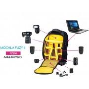 Mochila para Fotografia Crazy Fuzy II FZ200 Profissional