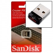 Pen Drive Sandisk Cruzer Fit 16GB
