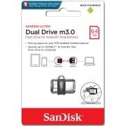 Pendrive Sandisk Ultra Dual 64GB