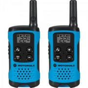 Rádio Comunicador Motorola Talkabout T100BR até 25KM alcance